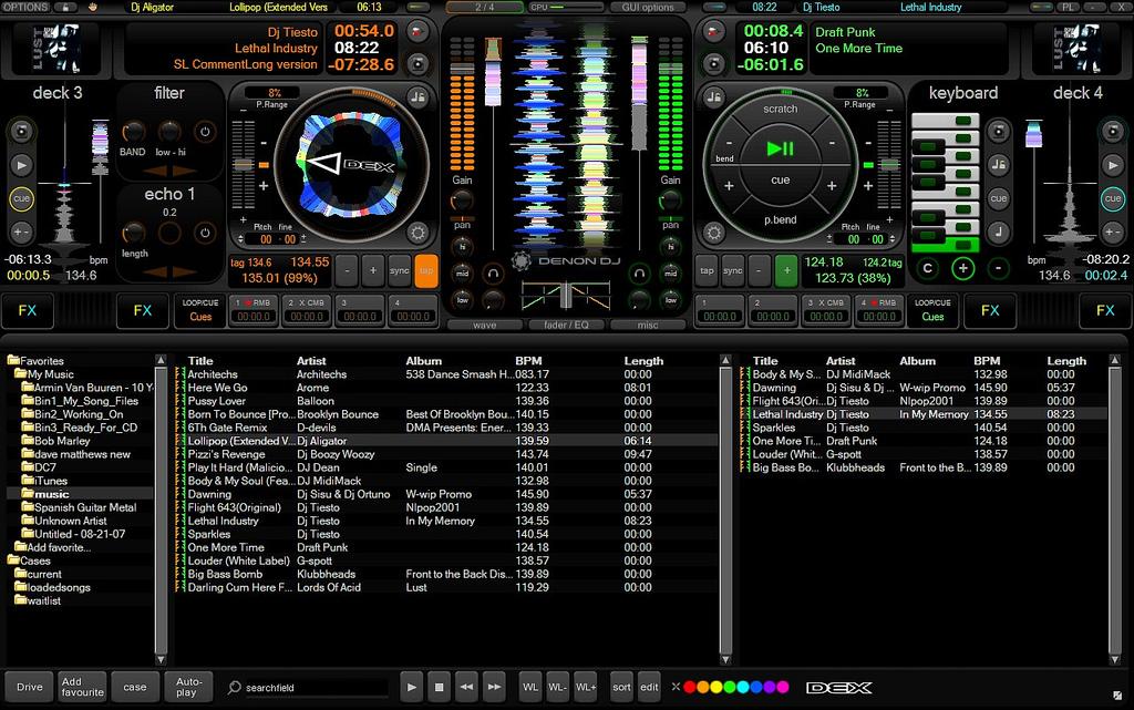 Los 10 mejores programas para dj cual es mejor for Mesa de mezclas para pc