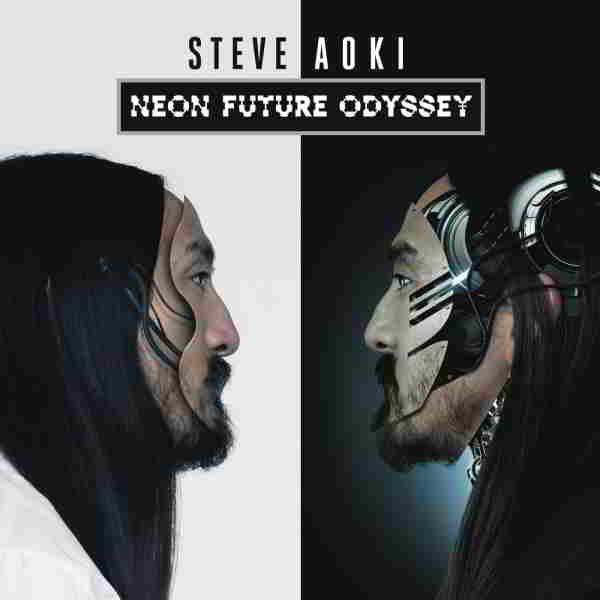 Steve Aoki neon future odyssey