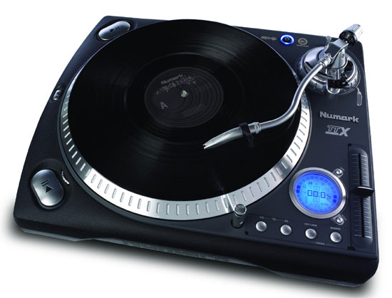 Numark - TTX USB DJ Turntable