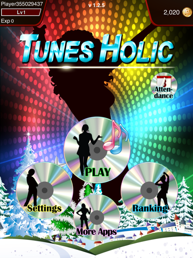 Tunes holic android