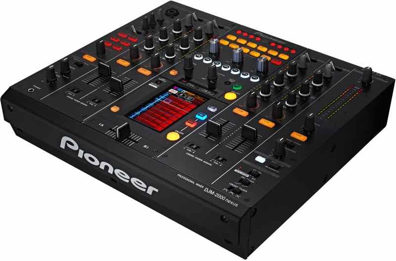 mixer pioneer djm 2000 nexus