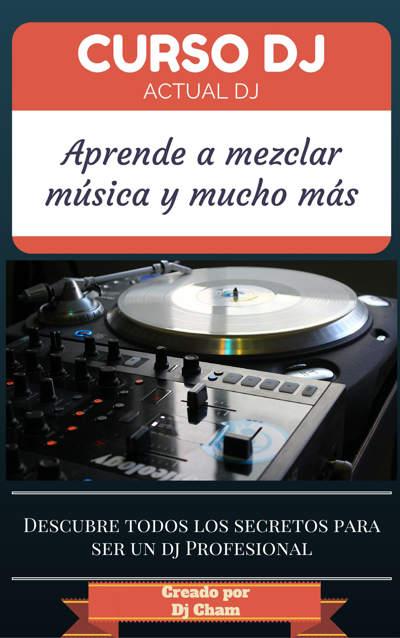 nuevo curso dj