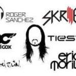 Logos djs ¿Cómo diseñar un buen logotipo para dj?