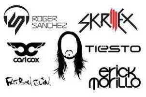 logos djs