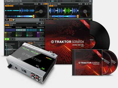 Traktor Scratch Audio 6