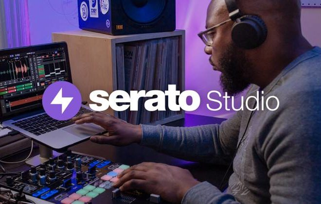 Serato Studio Beta
